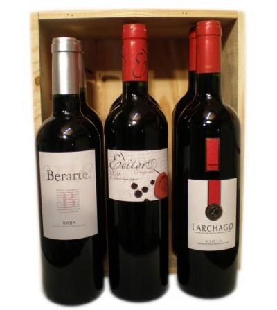 Crianzas Clásicos de Rioja