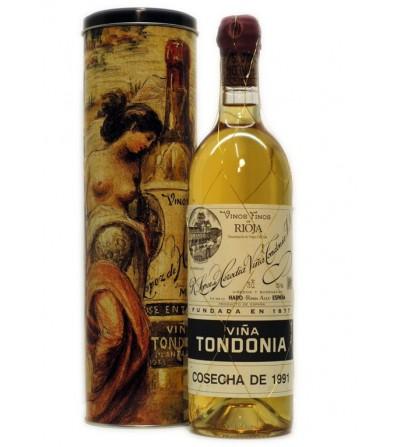 Viña Tondonia Blanco