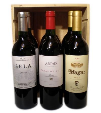 Grandes Crianzas de Rioja